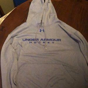 Under armor hockey hoodie